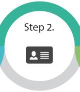 Step 2. 身分證實名認證